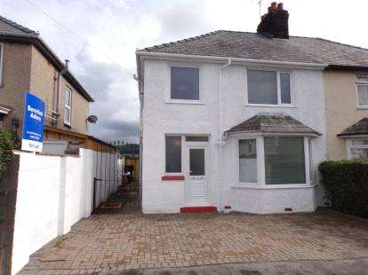 3 Bedrooms Semi Detached House for sale in Ronald Avenue, Llandudno Junction, Conwy, LL31
