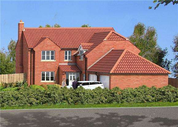5 Bedrooms Detached House for sale in The Showhome, New Dawn at Norton, Tewkesbury Road, Norton, GL2 9NQ
