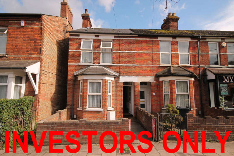 3 Bedrooms End Of Terrace House for sale in Newnham Avenue, Bedford, MK41