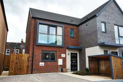 1 Bedroom End Of Terrace House for sale in The Gables, Chequer Road, Doncaster, South Yorkshire