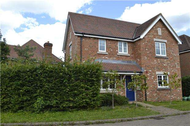 3 Bedrooms Detached House for sale in 1 Little East Field, COULSDON, Surrey, CR5 1NX