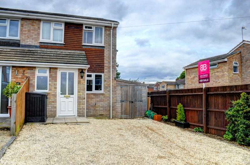 2 Bedrooms End Of Terrace House for sale in Cherry Tree, Chinnor