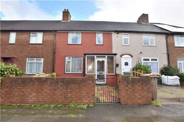 3 Bedrooms Terraced House for sale in Furness Road, MORDEN, Surrey, SM4 6PS