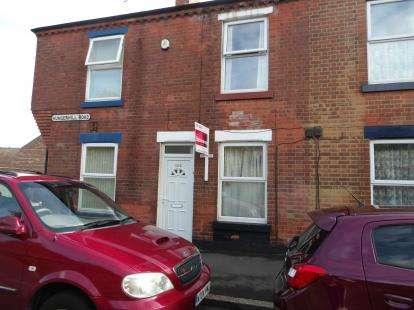 2 Bedrooms Terraced House for sale in Hungerhill Road, St Anns, Nottingham
