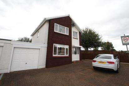 3 Bedrooms Detached House for sale in Killoch Way, Girdle Toll, Irvine, North Ayrshire