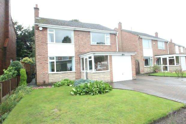 4 Bedrooms Detached House for sale in Coppice Avenue, Sale