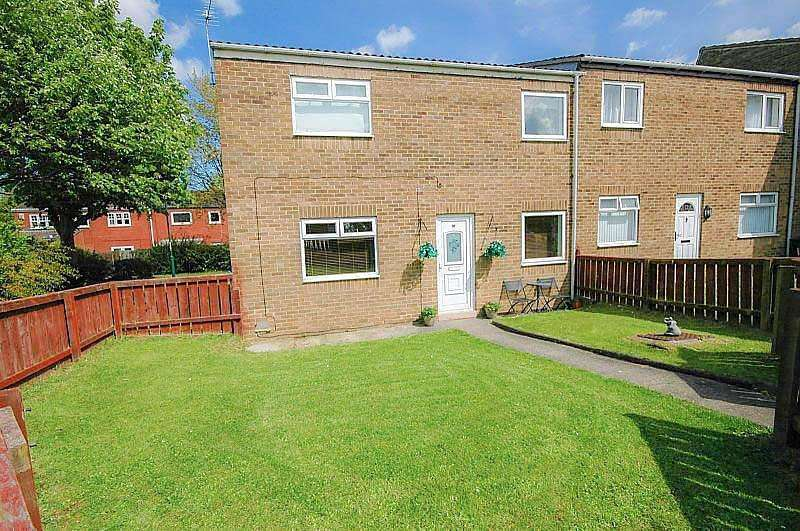 3 Bedrooms Terraced House for sale in Snowdon Grove, West Boldon