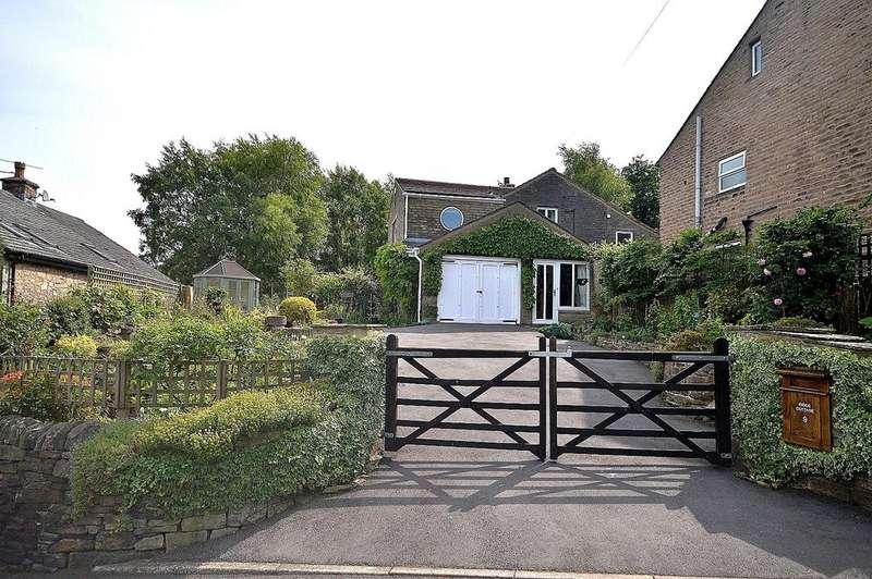 3 Bedrooms Detached House for sale in Ridge Cottage, 9 Back Lane, Charlesworth