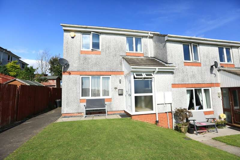 3 Bedrooms End Of Terrace House for sale in Kings Tamerton, Plymouth