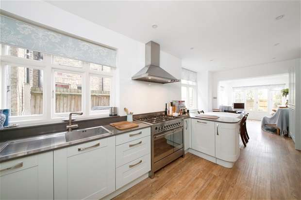 4 Bedrooms Terraced House for sale in Hawarden Grove, Herne Hill