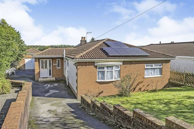 3 Bedrooms Detached Bungalow for sale in Mountain Road, Craig-Cefn-Parc, Swansea