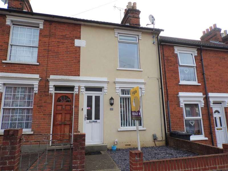 3 Bedrooms Terraced House for sale in Upland Road, Ipswich