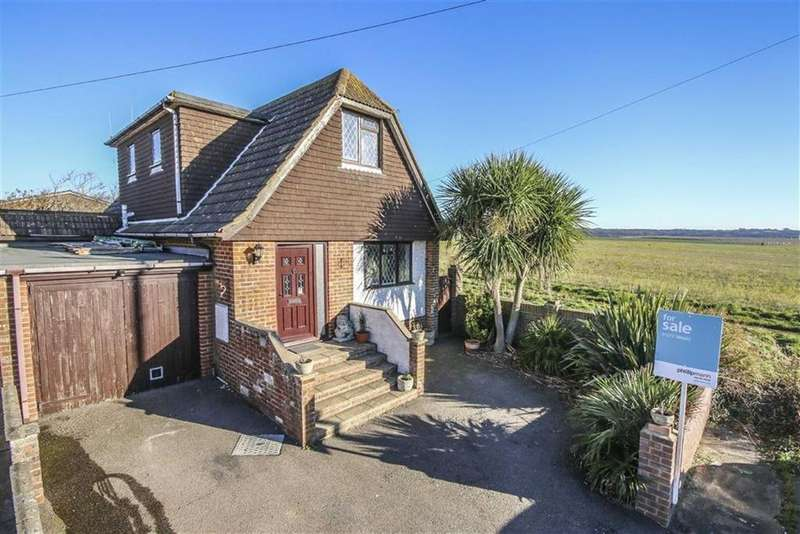 5 Bedrooms Chalet House for sale in View Road, Peacehaven