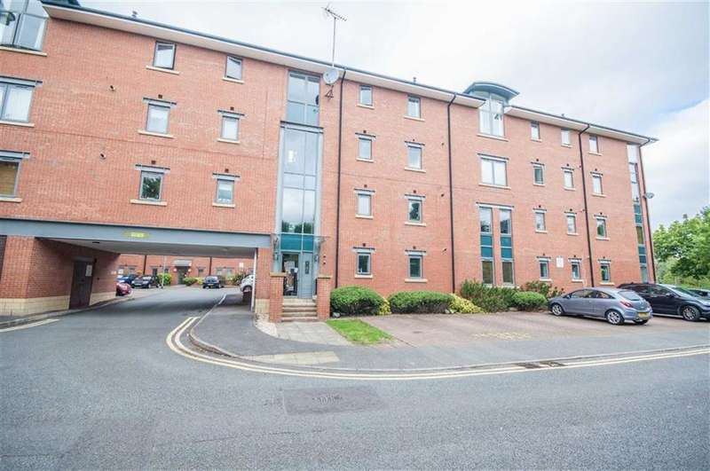 2 Bedrooms Apartment Flat for sale in Hopkinson Court, Chester, Chester