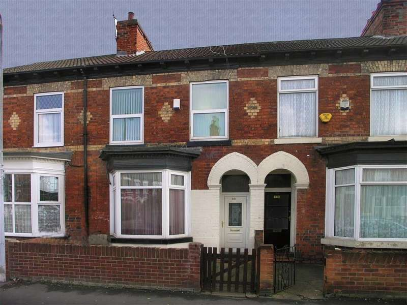 3 Bedrooms Terraced House for sale in Park Road, Hull