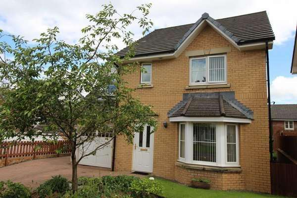 4 Bedrooms Detached House for sale in 14 Lairds Dyke, Inverkip, PA16 0FN