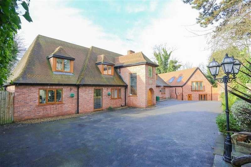 4 Bedrooms Detached House for sale in Didsbury Road, Heaton Mersey