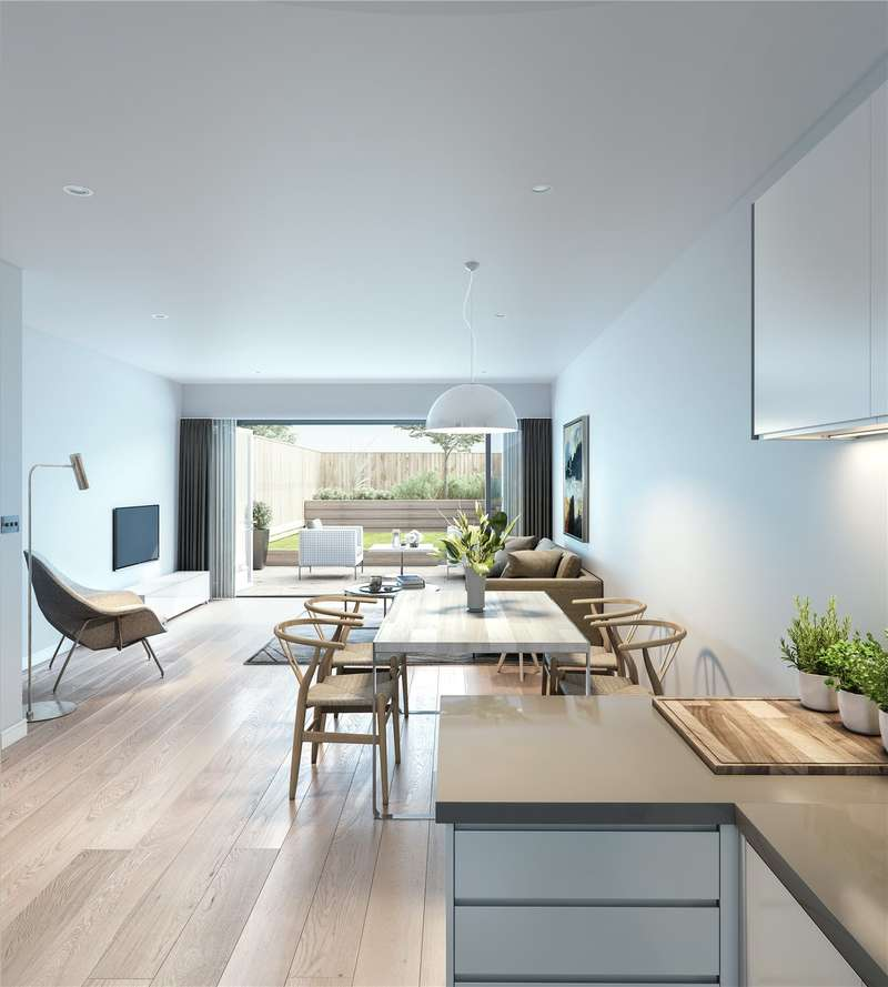 3 Bedrooms House for sale in Timberyard Mews, Cheam Common Road, KT4