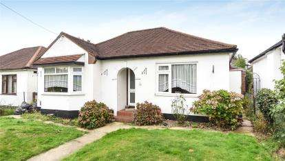 2 Bedrooms Detached Bungalow for sale in Lower Road, Orpington