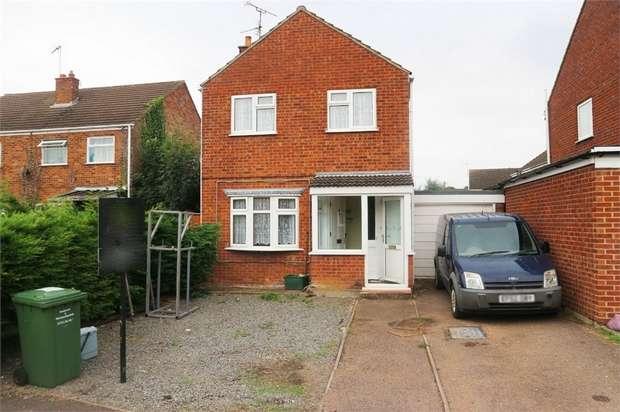 3 Bedrooms Detached House for sale in Manor Drive, Terrington St John, Wisbech, Norfolk