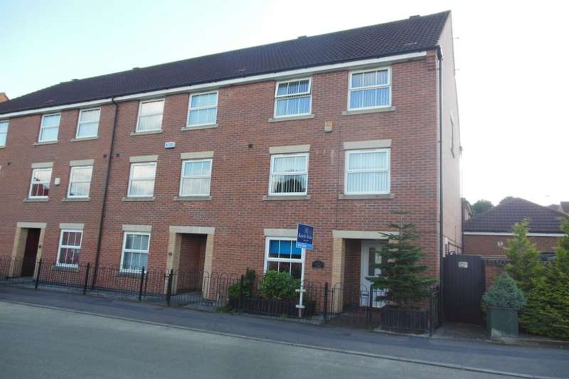 4 Bedrooms Property for sale in Swifts View, Kirkby-In-Ashfield, Nottingham, NG17