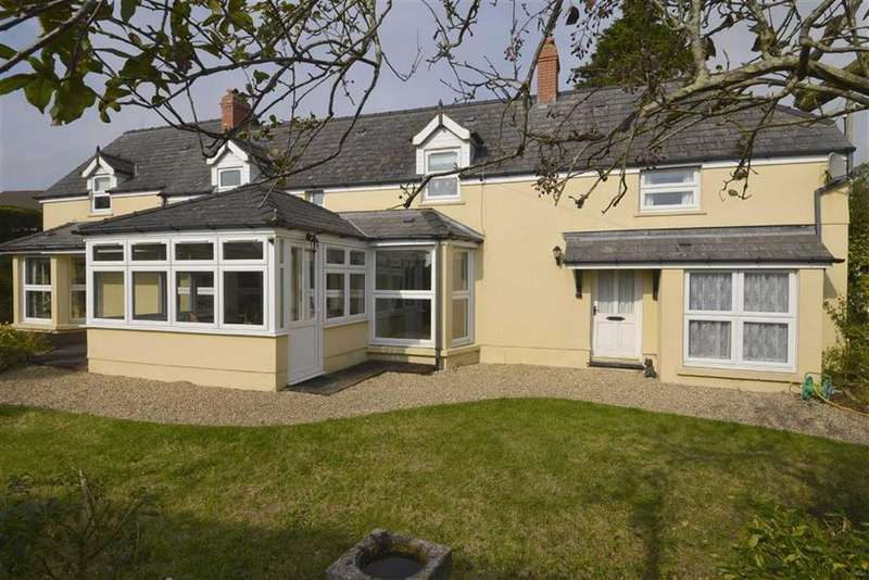 7 Bedrooms House for sale in Stammers Cottage, Stammers Lane, Saundersfoot, Pembrokeshire, SA69