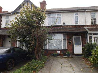 2 Bedrooms Terraced House for sale in Washwood Heath Road, Ward End, Birmingham, West Midlands