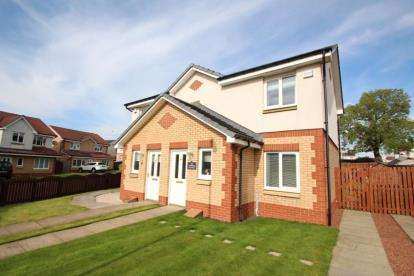 2 Bedrooms Semi Detached House for sale in Whitacres Road, Parklands