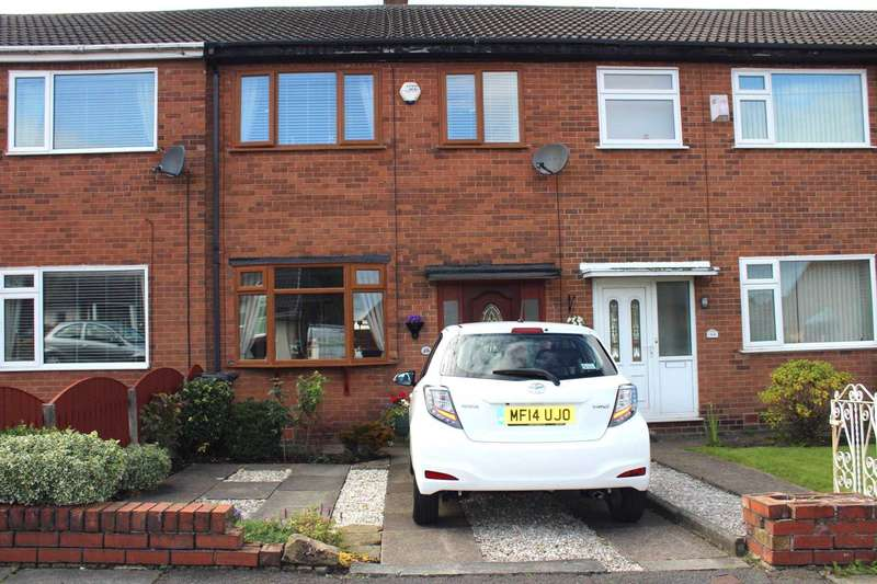 3 Bedrooms Town House for sale in Tarbet Drive, Bolton