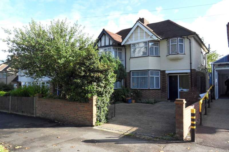 3 Bedrooms Semi Detached House for rent in Epsom Road, Sutton