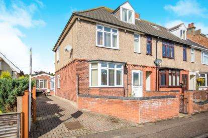 6 Bedrooms End Of Terrace House for sale in Gorleston, Great Yarmouth, Norfolk