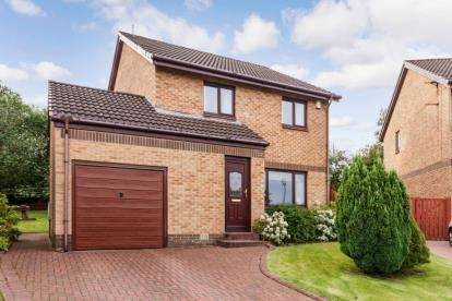 4 Bedrooms Detached House for sale in Medrox Gardens, Cumbernauld