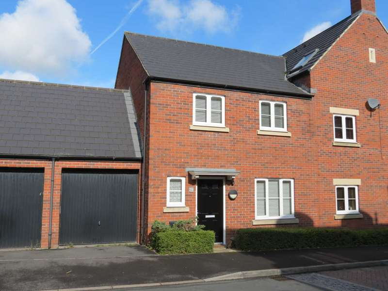4 Bedrooms Semi Detached House for sale in White Horse Road, Marlborough