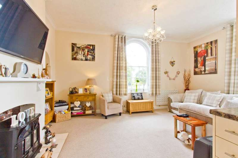 2 Bedrooms Apartment Flat for sale in Shirehall