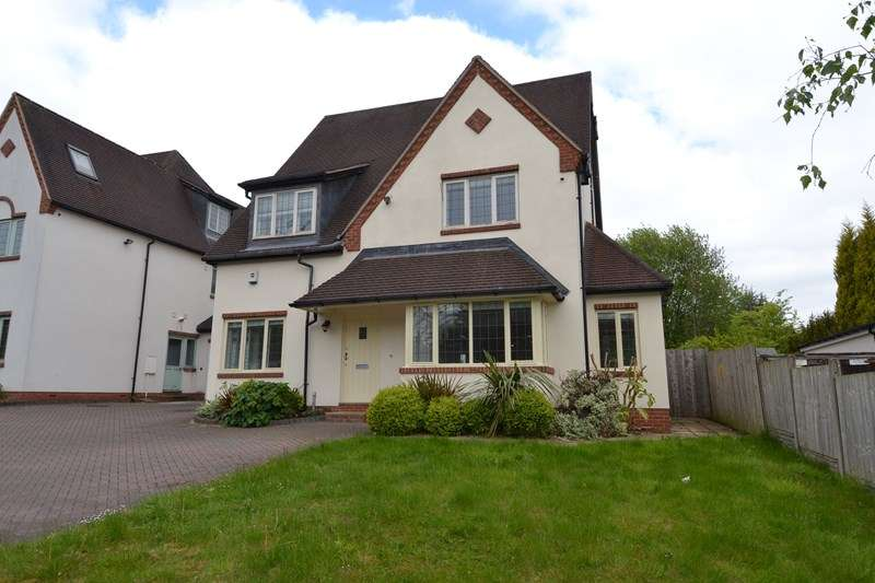 5 Bedrooms Link Detached House for sale in Russell Road, Moseley, Birmingham
