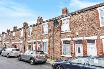 2 Bedrooms Terraced House for sale in Kitchener Street, York, YO31