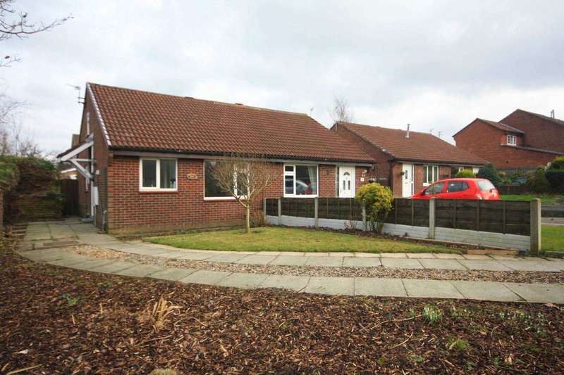 2 Bedrooms Bungalow for sale in Ashcombe, Radcliffe