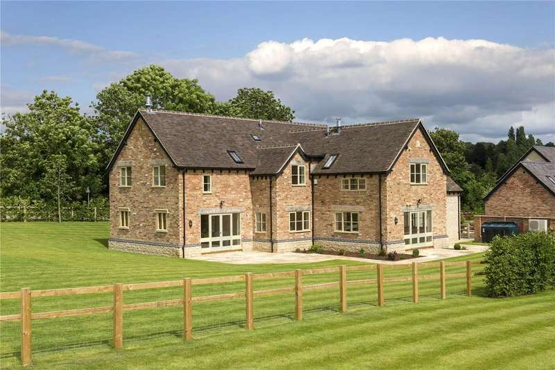 5 Bedrooms Detached House for sale in Spring Lane, Combrook, Warwick, Warwickshire