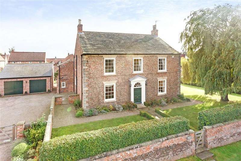 5 Bedrooms Detached House for sale in Church Street, Kirk Hammerton, York