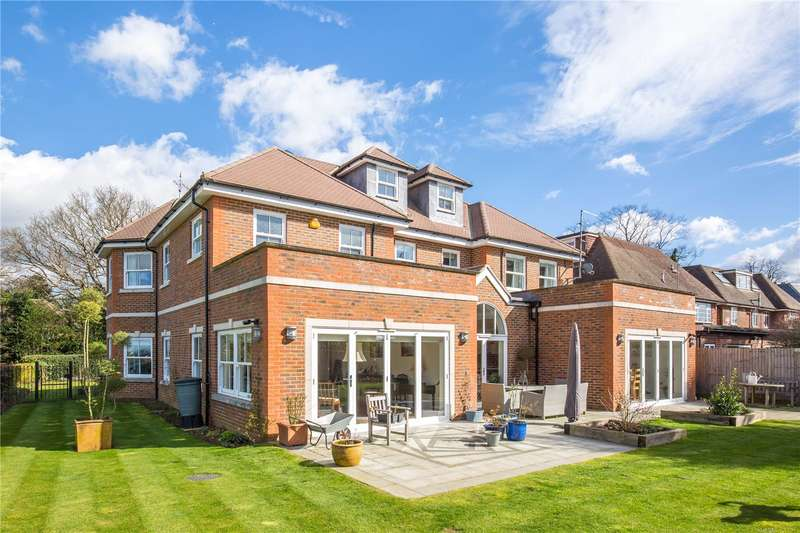 6 Bedrooms Detached House for sale in Arkley Lane, Arkley, Barnet, EN5