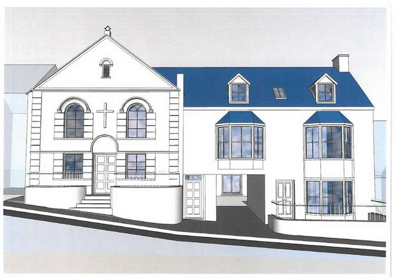 4 Bedrooms House for sale in The Manse, High Street, Saundersfoot, Pembrokeshire, SA69
