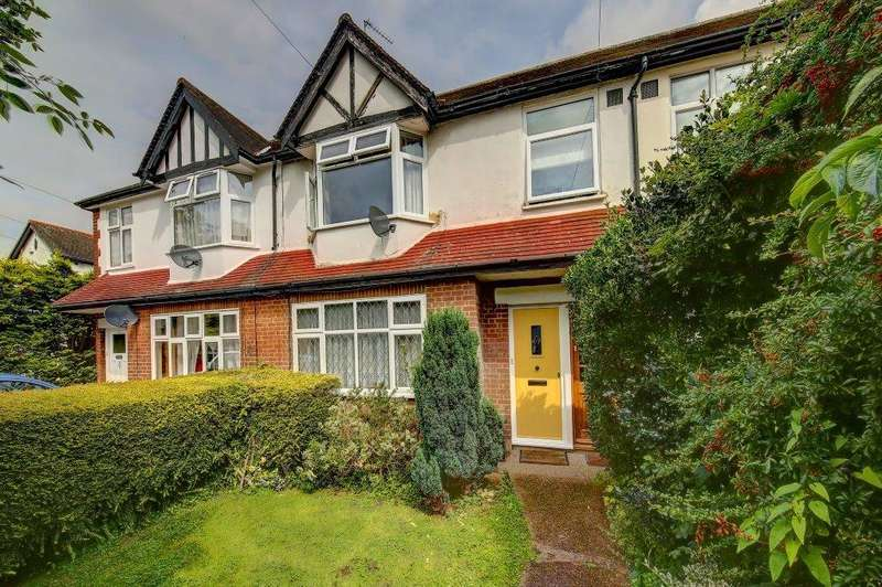 3 Bedrooms Maisonette Flat for sale in Heyford Avenue, Raynes Park, SW20 9JT