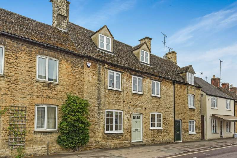 4 Bedrooms Terraced House for sale in Tetbury