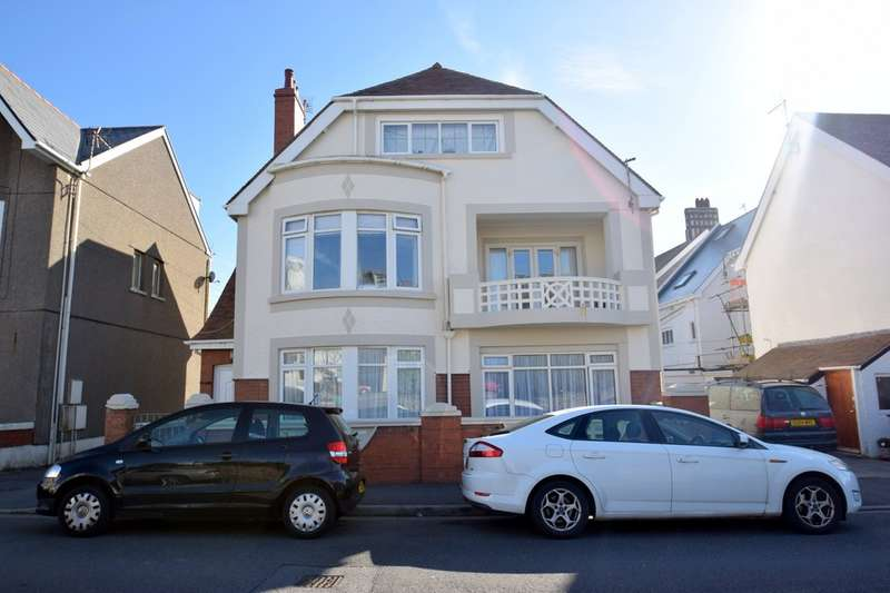 2 Bedrooms Flat for sale in 2 The Chalet, 1 Picton Avenue, Porthcawl, Bridgend County Borough, CF36 3AJ.