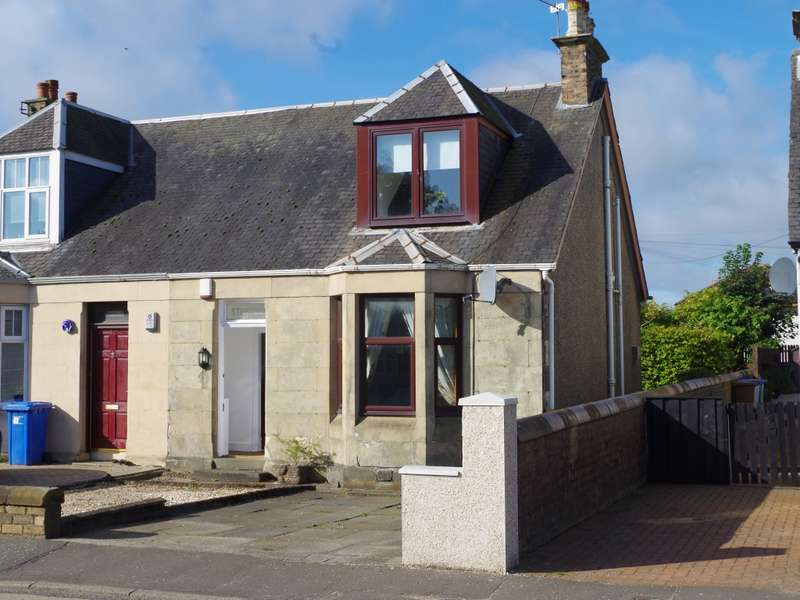 2 Bedrooms Semi Detached House for sale in 47 Dalry Road, Kilwinning, KA13 7HH