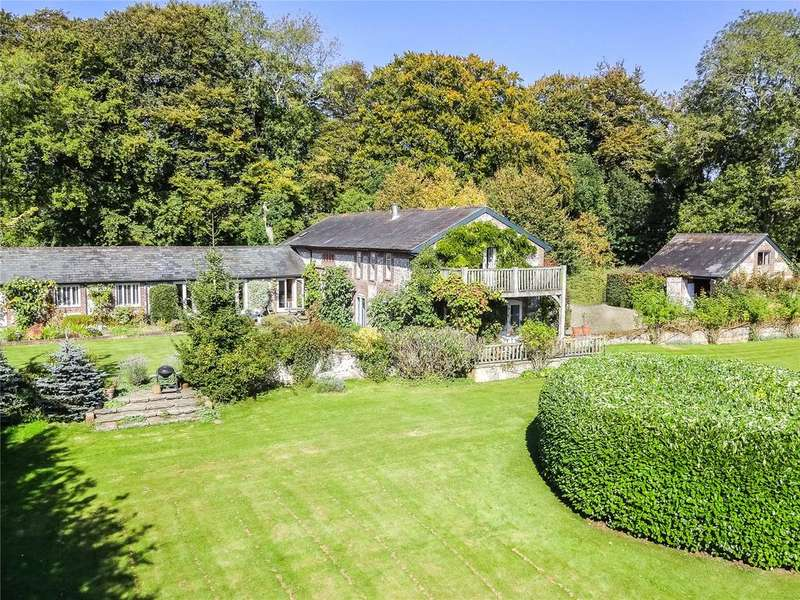 5 Bedrooms Detached House for sale in Tangley, Andover, Hampshire