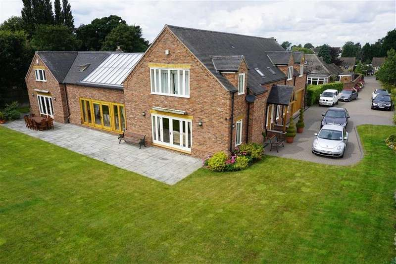 5 Bedrooms Detached House for sale in Middlefield Road, Leicester