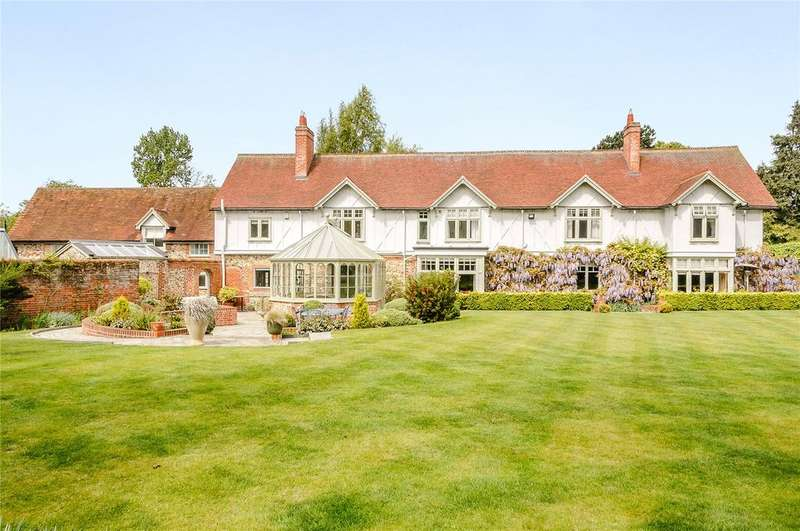 5 Bedrooms House for sale in Hardwick Lane, Bury St. Edmunds, Suffolk