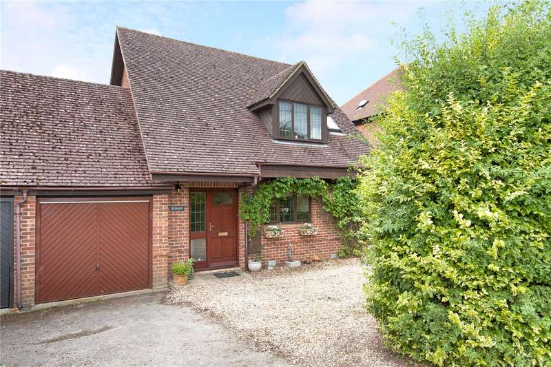 3 Bedrooms Detached House for sale in Ashmore Green Road, Ashmore Green, Thatcham, Berkshire, RG18
