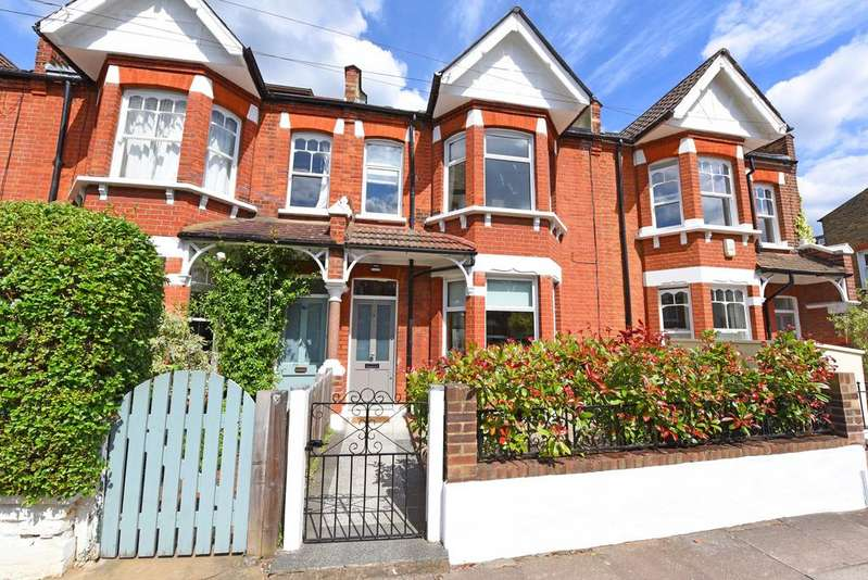 5 Bedrooms Terraced House for sale in Engadine Street, SW18